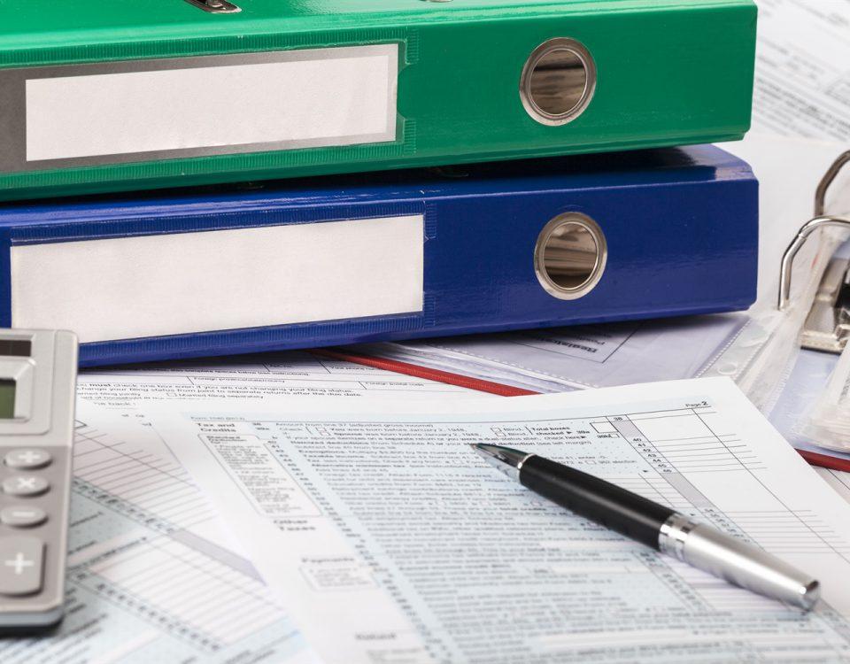 Administratiekantoor of accountant