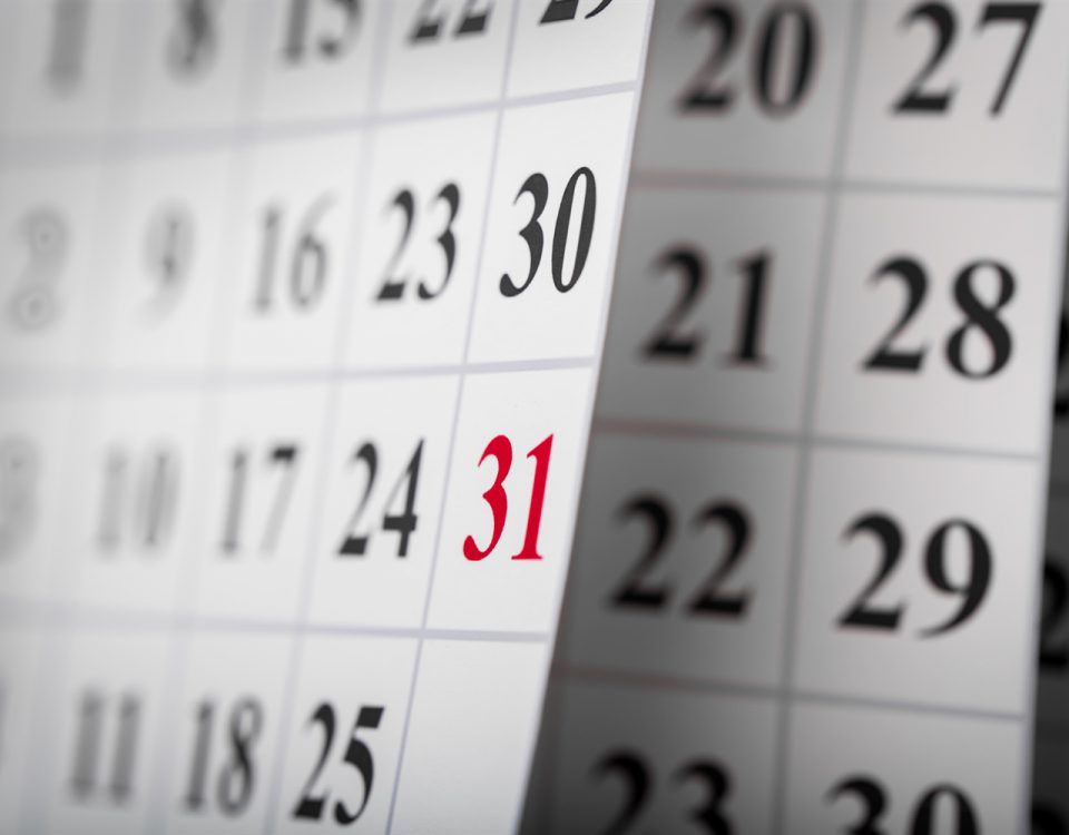 Nieuw jaar, hoe start je opgeruimd en netjes?